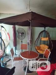 High Quality Outdoor Chair Table And Umbrella | Garden for sale in Lagos State, Ojo