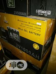1000AH 2V Neptune Battery | Solar Energy for sale in Lagos State, Ojo