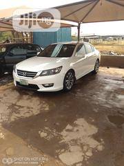Honda Accord 2013 White | Cars for sale in Lagos State, Yaba