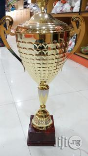 Italian Trophy, Gold Color | Arts & Crafts for sale in Lagos State, Ikeja