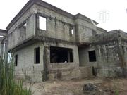Uncompleted 5 Bedroom Duplex With 2 BQ | Houses & Apartments For Sale for sale in Lagos State, Ajah