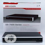 HIKVISION 16 Channels Poe DS-7600 Series NVR Network Video Reco | Security & Surveillance for sale in Lagos State, Ikeja