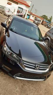Honda Accord 2014 Black | Cars for sale in Lagos State, Ikotun/Igando