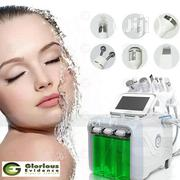 6 IN 1 Hydrogen Oxygen Skin Care Facial Equipment | Salon Equipment for sale in Lagos State, Surulere