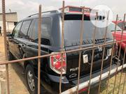 Honda Pilot 2007 EX-L 4x4 (3.5L 6cyl 5A) Black | Cars for sale in Lagos State, Ojodu