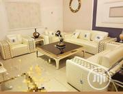 Cream Royal Sofa Chair. | Furniture for sale in Lagos State, Ojo