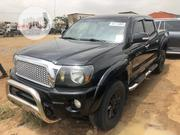 Toyota Tacoma 2008 PreRunner Black | Cars for sale in Lagos State, Ojodu