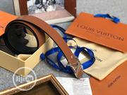 Louis Vuitton Belt | Clothing Accessories for sale in Lagos State, Ikeja