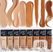 Maybelline New York Fit Me Matte + Poreless Foundation Cream!! | Makeup for sale in Anambra State, Awka