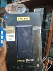 Heavy Duty Pisen Portable Power Bank. | Accessories for Mobile Phones & Tablets for sale in Lagos State, Ikeja
