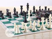 Professional Tournament Chess Set With Carrier Box | Books & Games for sale in Lagos State, Ilupeju