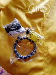 Kayanmata Fortified Blue Eyes Waist Wit Oil Bead | Jewelry for sale in Lagos State