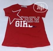 100% High Quality Red Top For 2-9 Years | Children's Clothing for sale in Lagos State, Ajah