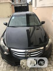Honda Accord 2012 2.0 Sedan Automatic Black | Cars for sale in Lagos State, Lekki Phase 1