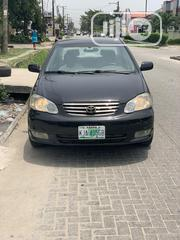 Toyota Corolla 2003 Black   Cars for sale in Lagos State, Ajah
