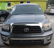 Toyota Tundra 2008 Double Cab Gray | Cars for sale in Lagos State, Lekki Phase 2