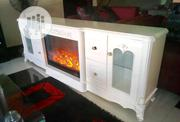 Smart Fireplace Tv Stand | TV & DVD Equipment for sale in Lagos State, Lekki Phase 2