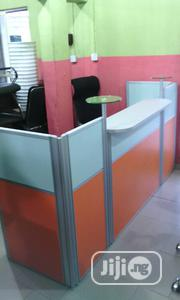 Reception Table An Workstation   Furniture for sale in Lagos State, Ojo