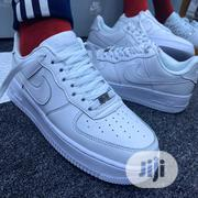 Nike Airforce One Men'S Sneakers White | Shoes for sale in Lagos State, Ikeja