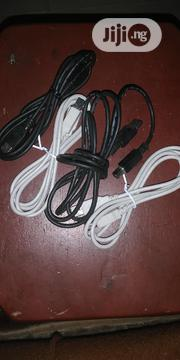 4 Sets of Follow Come Printer Cable and Multi Purpose Cables | Accessories & Supplies for Electronics for sale in Ogun State, Abeokuta North