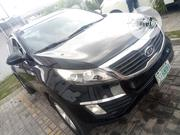 Kia Sportage 2012 EX 4dr SUV (2.4L 4cyl 6A) Black | Cars for sale in Rivers State, Port-Harcourt