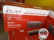 100ah SMS Inverter Battery | Electrical Equipment for sale in Lagos State, Ojo