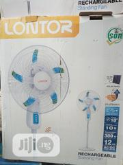 18 Inches Solar Rechargeable Fan | Solar Energy for sale in Lagos State, Ojo
