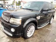 Land Rover Range Rover Sport 2012 Black | Cars for sale in Rivers State, Port-Harcourt