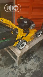 New & Original Lawn Mower Machine 4hp. | Garden for sale in Lagos State, Ojo