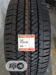275/60/20 Bridgestone Tyres For Your SUV | Vehicle Parts & Accessories for sale in Lagos State, Mushin