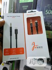 iPhones To 3.5mm Audio Cable | Accessories & Supplies for Electronics for sale in Lagos State, Ikeja
