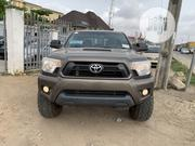 Toyota Tacoma 2012 Double Cab V6 Automatic Brown | Cars for sale in Lagos State, Amuwo-Odofin