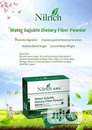 Nilrich Water Soluble Dietary Fiber Powder | Vitamins & Supplements for sale in Lagos State, Amuwo-Odofin