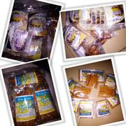 "Crunchy Corn Sticks "" Kokoro"" & Pitted Dates""Dabinu"" 