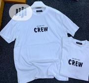 Crew Round Neck T-Shirt | Clothing for sale in Lagos State, Lagos Island