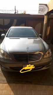 Mercedes-Benz S Class 2007 Gray | Cars for sale in Lagos State, Oshodi-Isolo