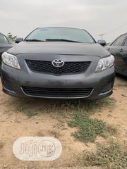 Toyota Corolla 2010 Gray | Cars for sale in Abuja (FCT) State, Jahi