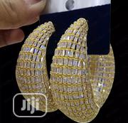 Beautiful Water Gold Earring | Jewelry for sale in Lagos State, Ojo
