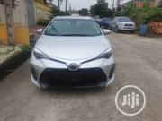 Toyota Corolla 2017 Silver | Cars for sale in Lagos State