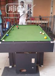 Coin Snooker Board With Accessories   Sports Equipment for sale in Lagos State, Ojota