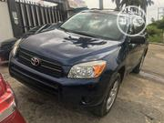 Toyota RAV4 200 4X4 Automatic 2008 Blue | Cars for sale in Lagos State, Ikeja