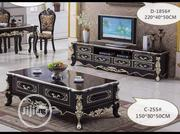 Quality Royal TV Stand and Center Table | Furniture for sale in Lagos State, Lekki Phase 1