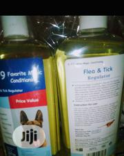 Best Bathing Shampoo For Puppy Adult Dogs Kills Bad Odour Ticks Flees. | Pet's Accessories for sale in Lagos State, Kosofe