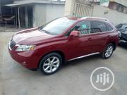 Lexus RX 2012 350 FWD Red | Cars for sale in Lagos State