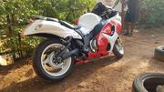 Suzuki Hayabusa 2012 White | Motorcycles & Scooters for sale in Abuja (FCT) State, Garki 2