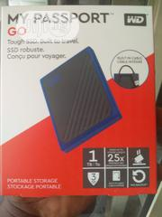 1tb My Passport Go Ssd External | Computer Hardware for sale in Lagos State, Ikeja