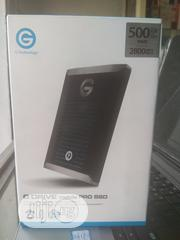 500gb G Drive TM Mobile PRO Ssd | Computer Hardware for sale in Lagos State, Ikeja