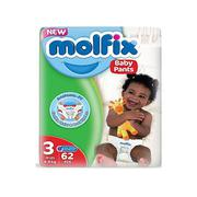 Molfix Baby Pants(Size 3)   Baby & Child Care for sale in Lagos State, Agege