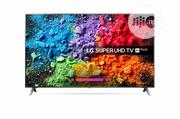 LG 4K Uhd Hdr LED Webos Smart TV 55inchs | TV & DVD Equipment for sale in Abuja (FCT) State, Central Business District
