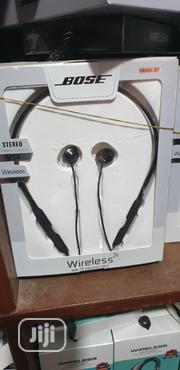 Bose Necbank Bluetooth Connection With All Phones | Headphones for sale in Lagos State, Ikeja